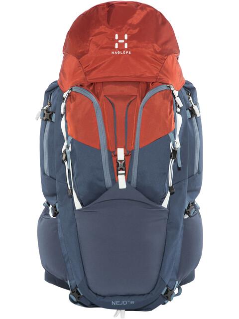 Haglöfs Nejd 55 Backpack blue ink/corrosion